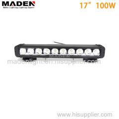 17''100W offroad led light bar MD-8101-100