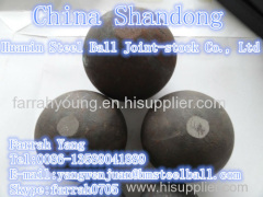 Supplying Grinding Forged Ball
