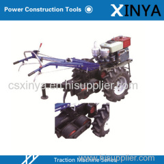 5 Ton Double Drum Hand Operated Tractor Winch