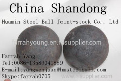 Supplying Forged Mill Ball