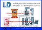 Automatic bags Food Packing Machines feeding / measuring / filling food