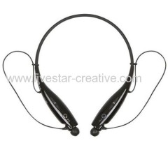 LG Tone HBS-730 Wireless Bluetooth Universal Stereo Headset Neckband Style Black