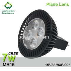 led mr16 bulbs 7W