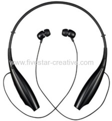 LG Tone HBS700 Wireless Bluetooth Stereo Headset Neckband Style with Microphone