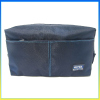 Latest wholesale promotional toilet bag satin cosmetic bag