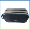Fashion promotional brand design toilet case cosmetic bag for men