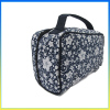 2014 hot selling canvas travel toilet bag promotional makeup bags