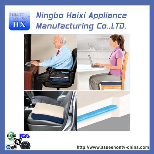 Super-Comfortable gel filled foam seat pillows