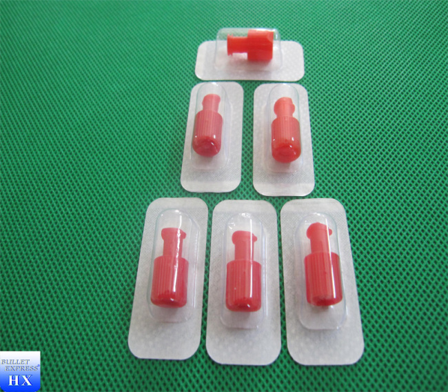 Combi Stopper For Heaprin Cap Luer Lock Connector From