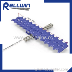 Plastic conveyor chains 2200Bseries for transportation lines