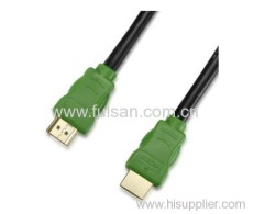 High speed Slim HDMI cable with 3D Ethernet and 1080P For PS3 DVD HDTV