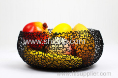 hot selling wire mesh fruit basket