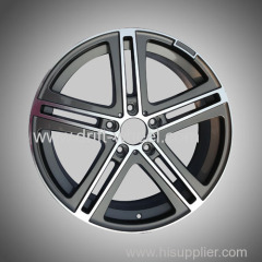 20 INCH MERCEDES-BENZ CUSTOM WHEEL