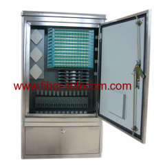 Outdoor Distribution Cabinet with 288cores