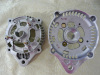Auto statter and alternator aluminum die casting housing ,cover ,frame and bracket