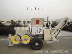 330 KV Overhead Transmission Line Conductor Stringing Equipments