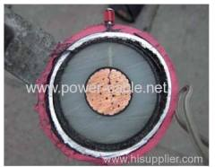 copper conductor xlpe cable