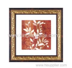 High-grade/Golden/Patterned PS Photo Frame