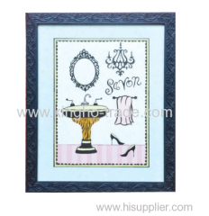 Fashion Polysterene Art Frame