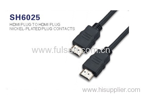 HDMI Cable Supports Ethernet 3D 4K Newest Standard