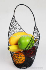 metal wire fruit baskets