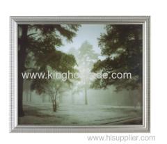 Silver PS Polysterene Art Frame