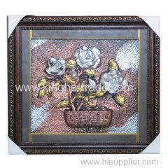 Metallic Texture PS Art Frame