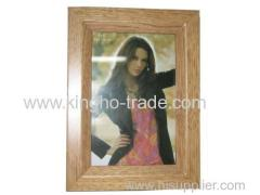 Wooden Like PS Tabletop Photo Frame