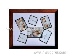 Wall Decorative PS Photo Frame Without Stand