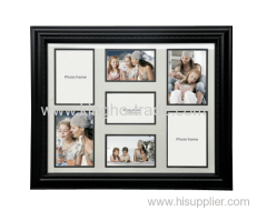 Family Use PS Wall Photo Frame Without Stand