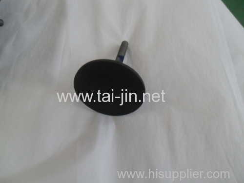 Iridum base/Ruthenium base coated disk anode