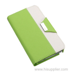 High quality nice leather case for Note 3 .