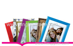 PVC Extruded Tabletop Photo Frame