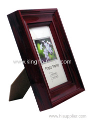 PVC Tabletop Photo Frame
