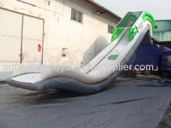 Inflatable Slide For Yacht