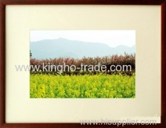 "5x7"" cardboard PVC Photo Frame"