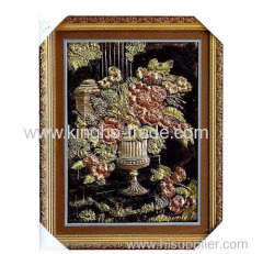 Metallic Texture PS Wall Decoration Fhoto Frame