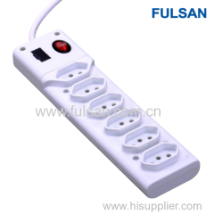 Power Socket With Fuse