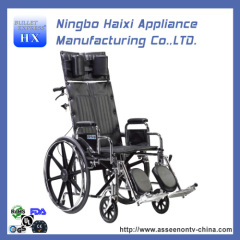 Reclining Back Manual Wheelchairs