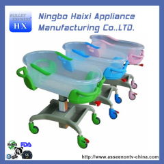 Air Spring tilting carrying trolley for baby