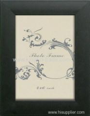 Black PS Foto Frame