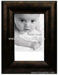 "Brown PS Photo Frame For 4""*6"" Fotos"
