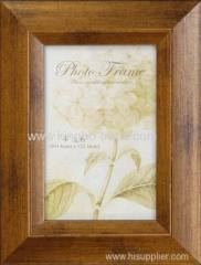 Wooden Texture PS Photo Frame
