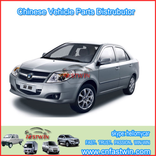 Full Auto Parts for Geely