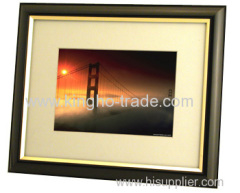 Black PS Picture Frame