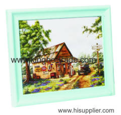 Bright-coloured PVC Extruded Photo Frame
