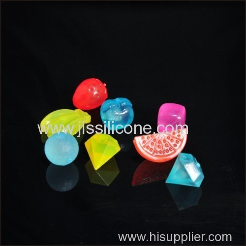 Christmas gift Plastic Ice Cube Tray