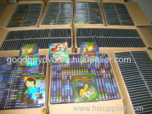 wholesale disney dvd movie Free shipping fees manufacturer
