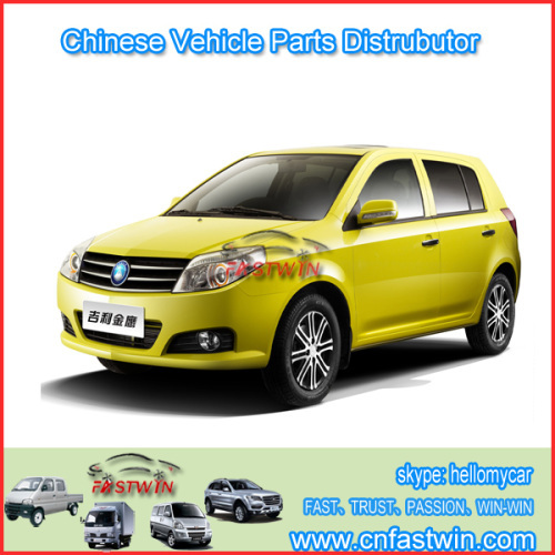 Original Auto Parts for Geely