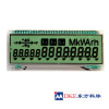 single phase meter LCD display